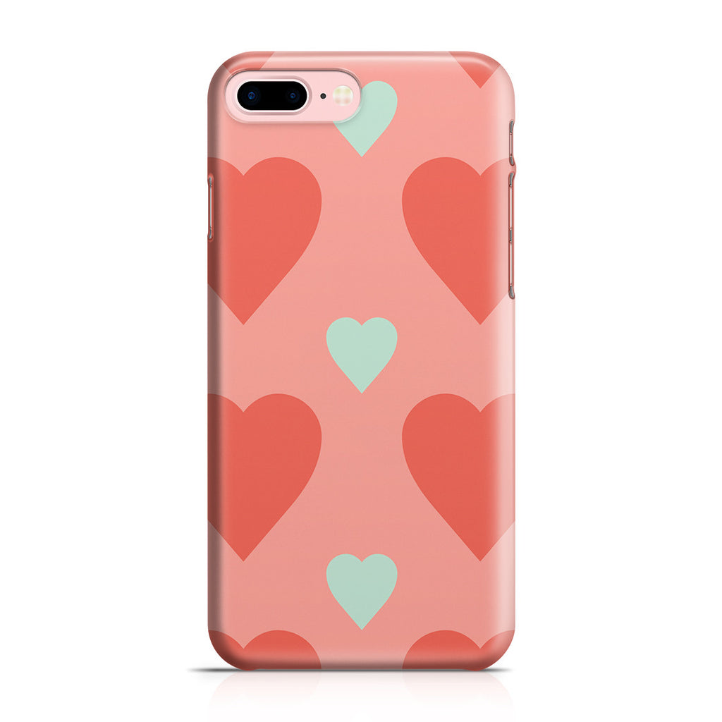 iPhone 7 Plus Case - Big or Small Love You the Same