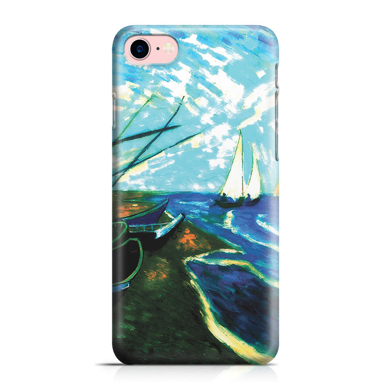 iPhone 6 | 6s Case - Fishing Boats on the Beach at Saintes-Marles