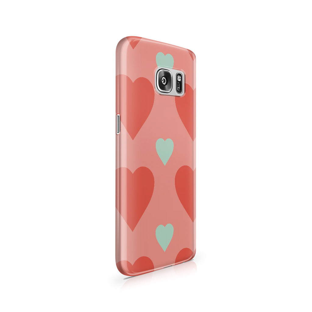 Galaxy S7 Case - Big or Small Love You the Same
