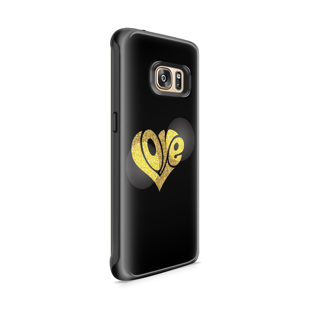 Galaxy S7 Edge Adventure Case - Disco Love