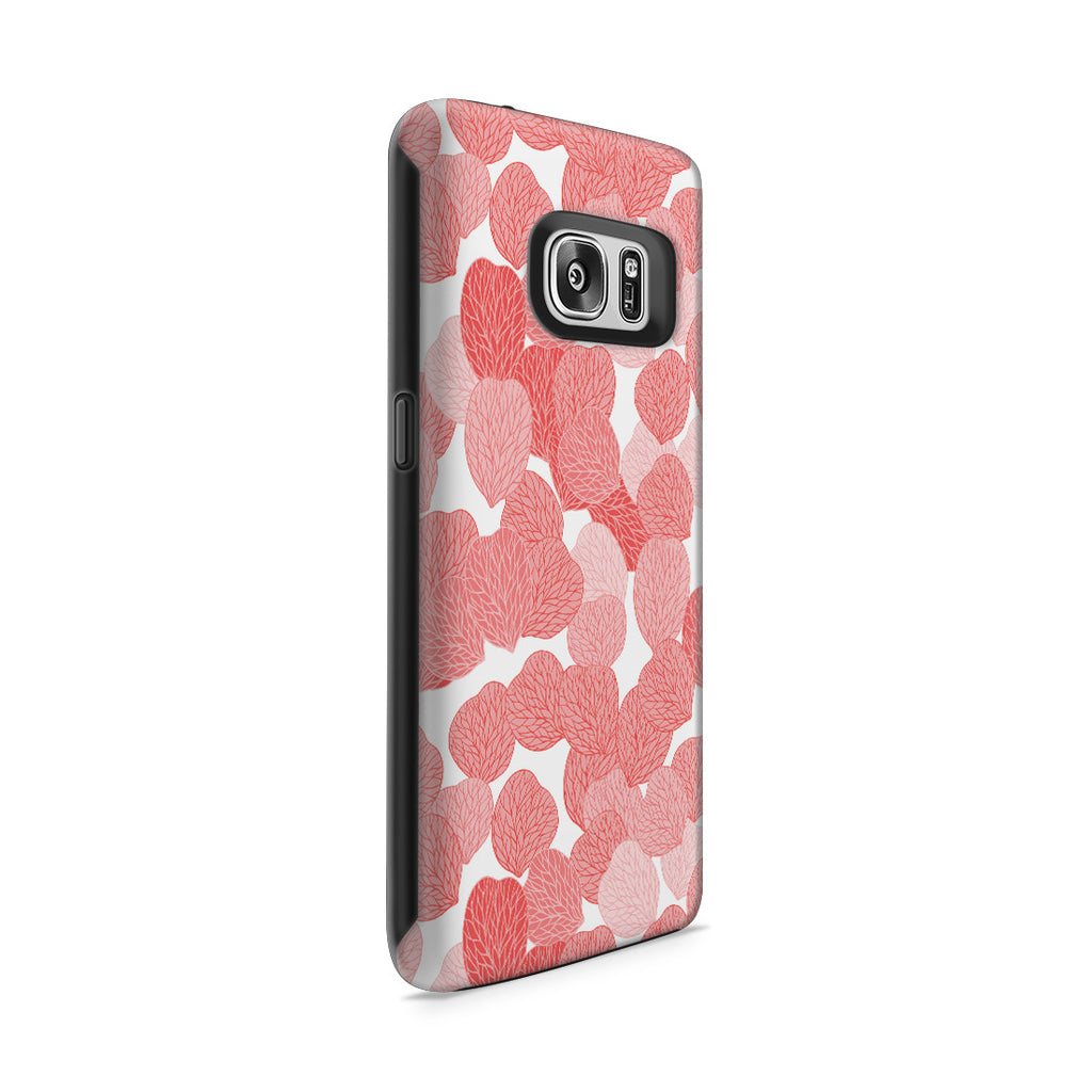 Galaxy S7 Adventure Case - Fluttering Petals