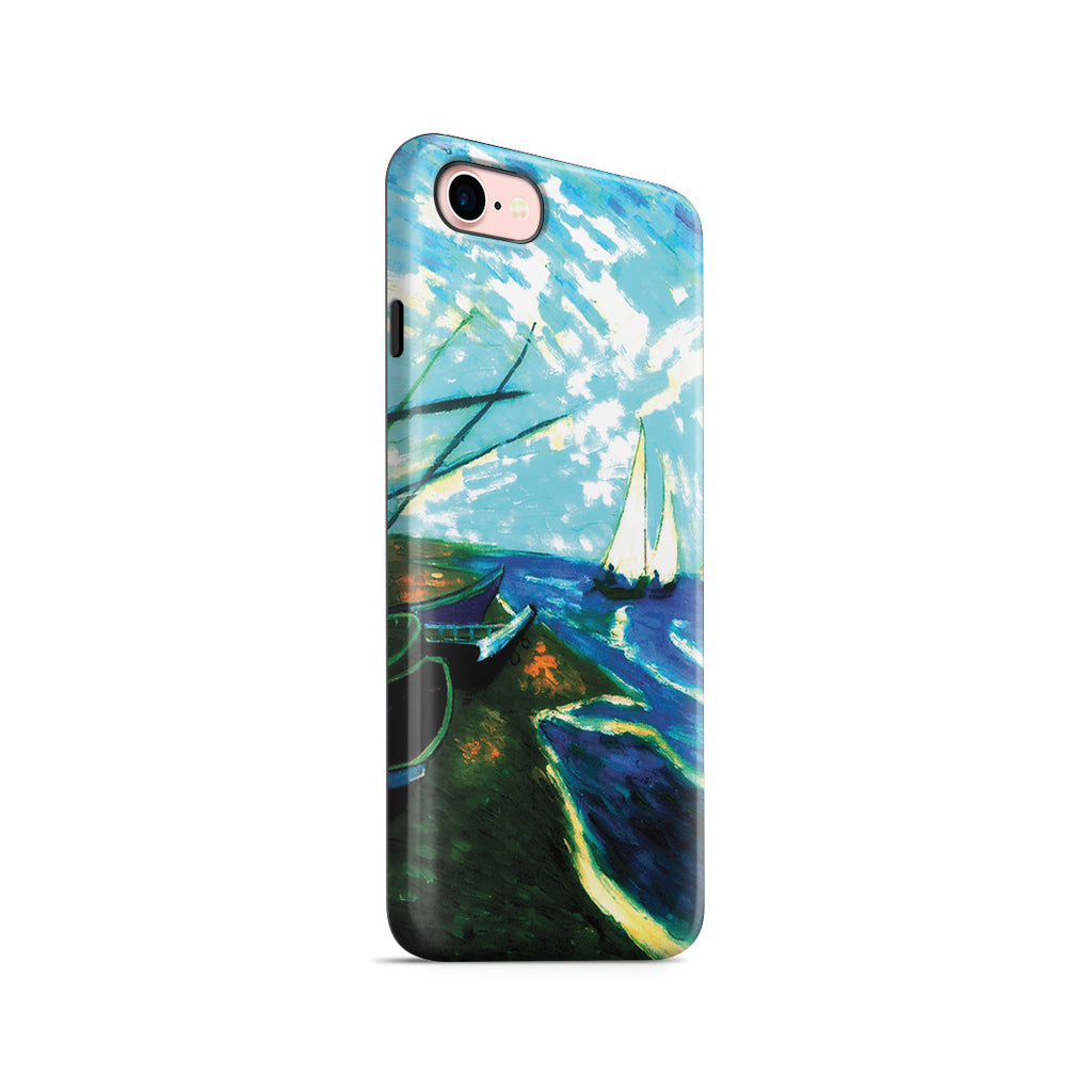 iPhone 6 | 6s Adventure Case - Fishing Boats on the Beach at Saintes-Marles