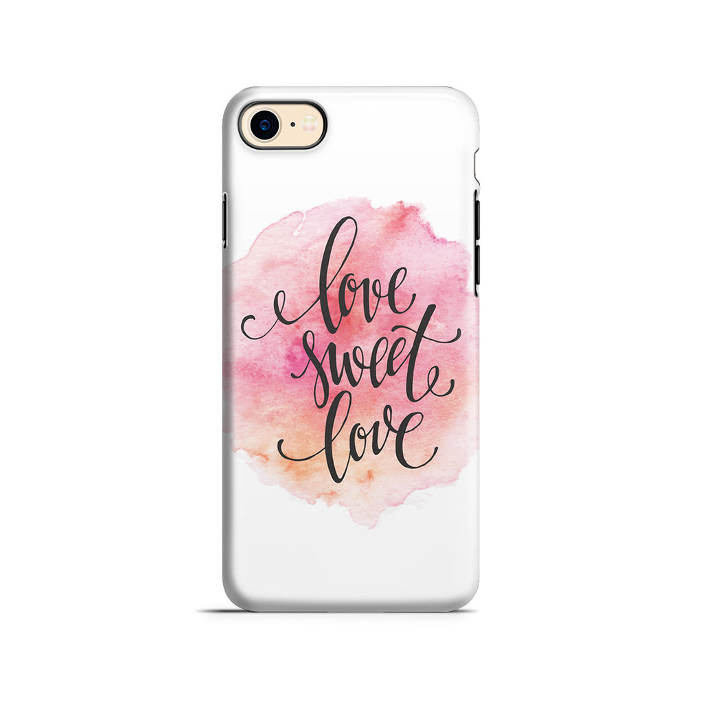 iPhone 7 Adventure Case - Home Is Where the Heart Is