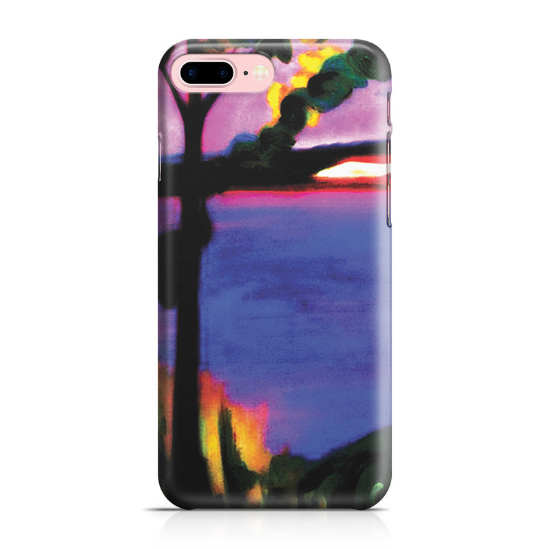 iPhone 7 Plus Case - From Nordstrand, 1891 by Edvard Munch