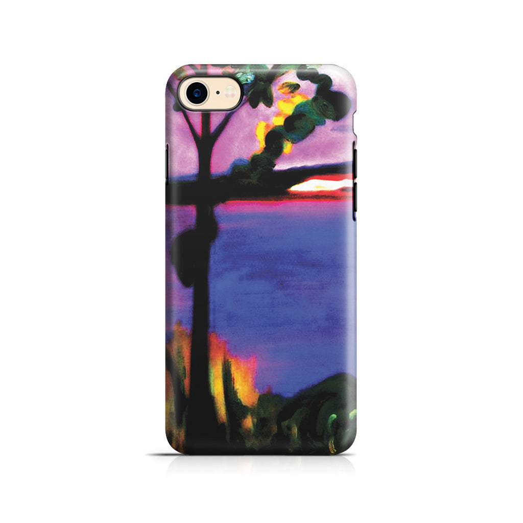 iPhone 7 Adventure Case - From Nordstrand, 1891 by Edvard Munch