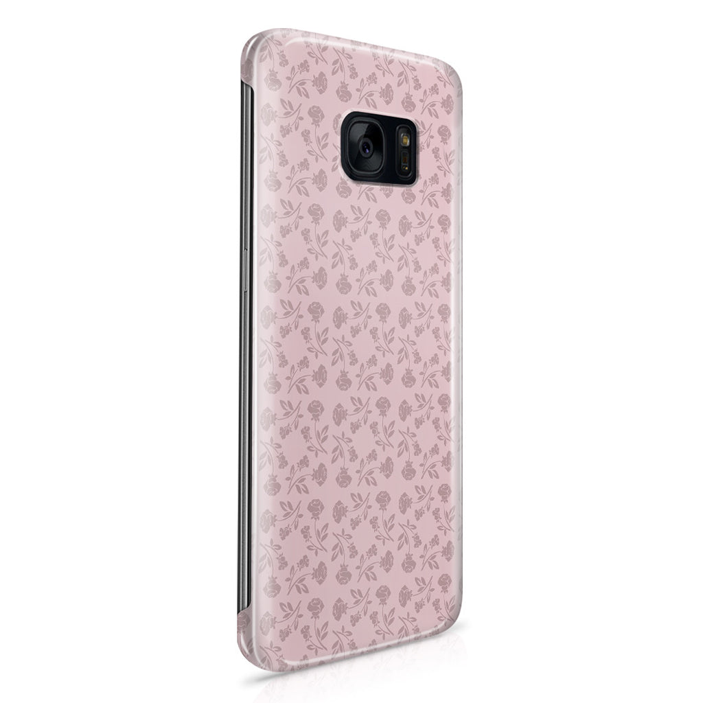 Galaxy S7 Edge Case - Time Brings Roses