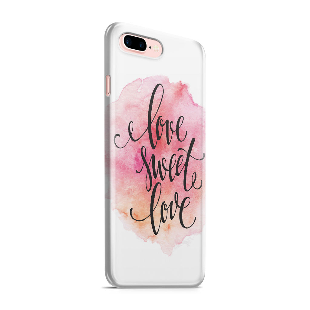 iPhone 7 Plus Case - Home Is Where the Heart Is