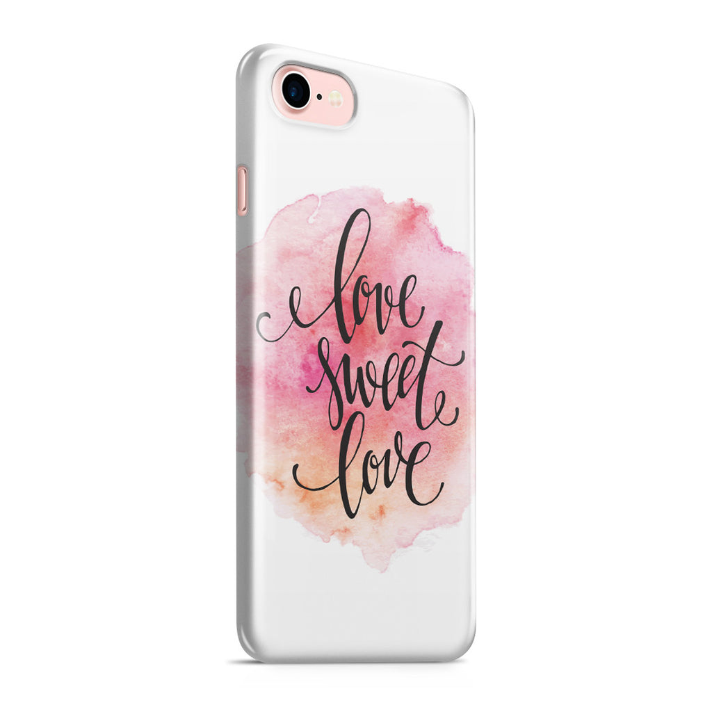 iPhone 7 Case - Home Is Where the Heart Is