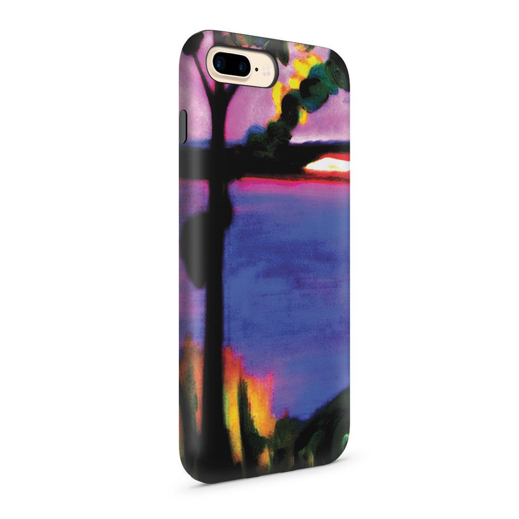 iPhone 7 Plus Adventure Case - From Nordstrand, 1891 by Edvard Munch