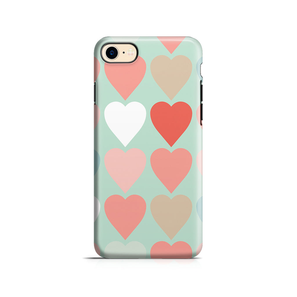 iPhone 6 | 6s Adventure Case - Candy Hearts