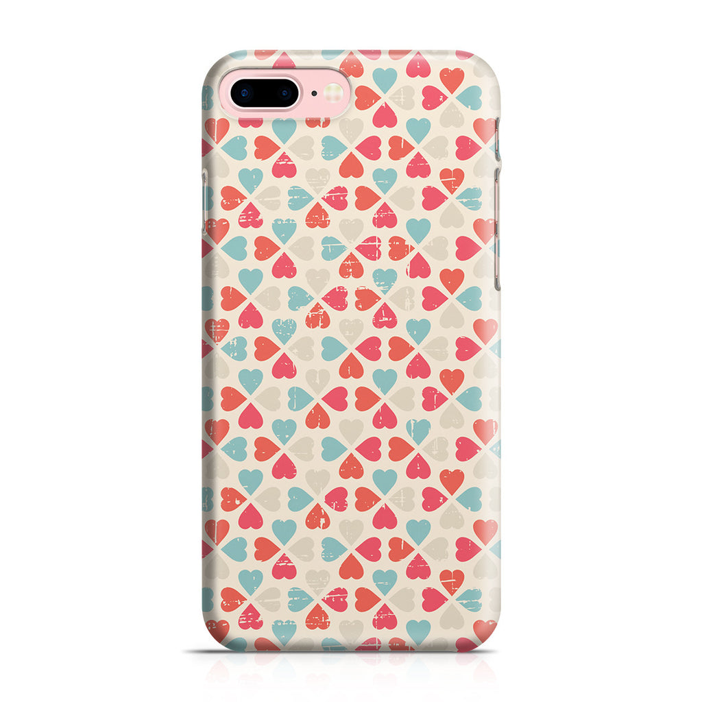 iPhone 7 Plus Case - Bed of Clovers