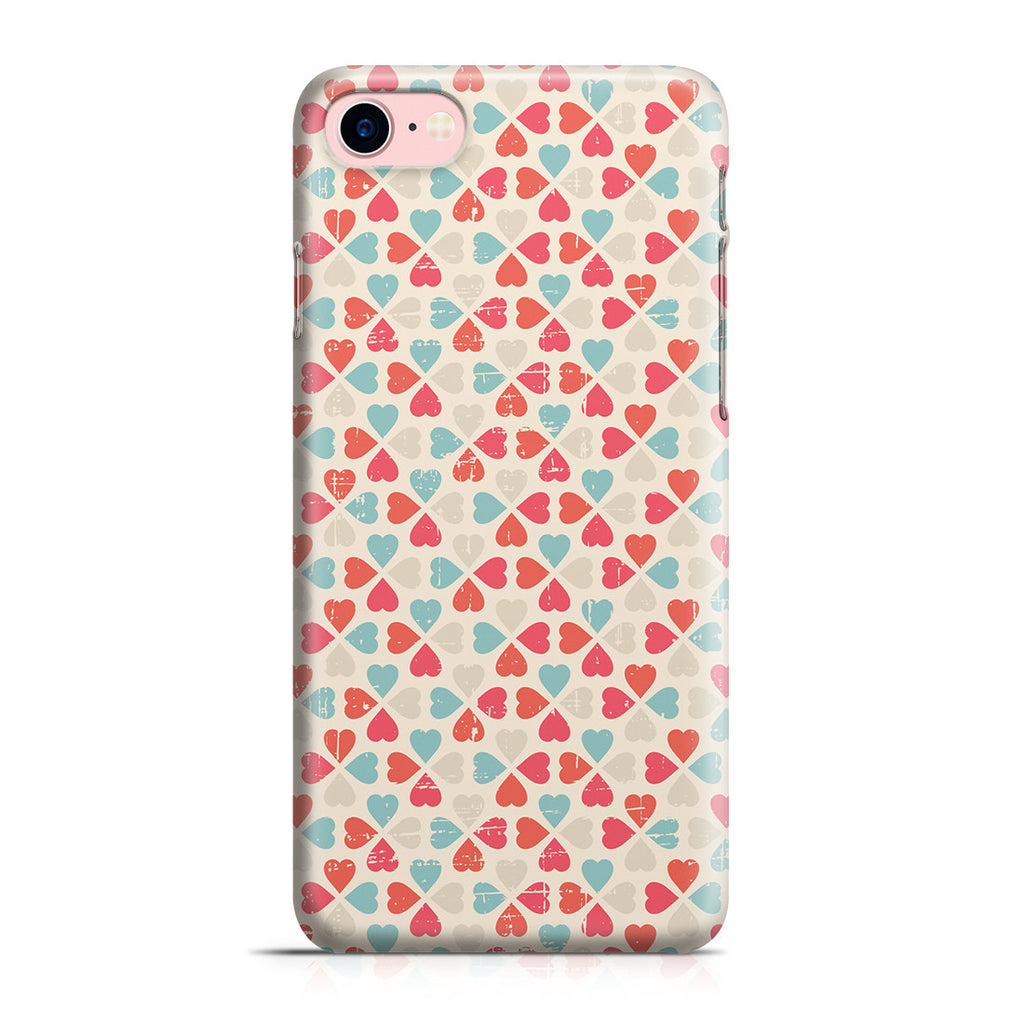 iPhone 7 Case - Bed of Clovers