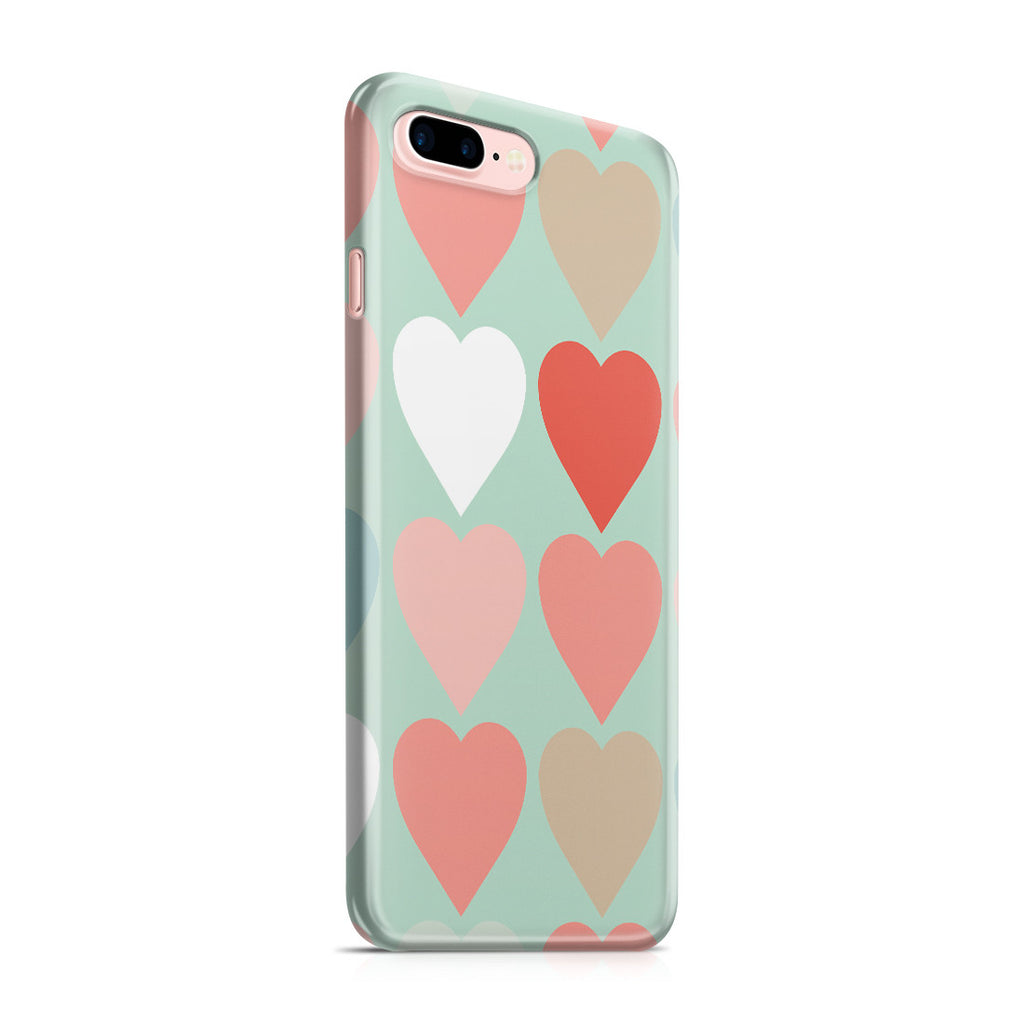 iPhone 7 Plus Case - Candy Hearts