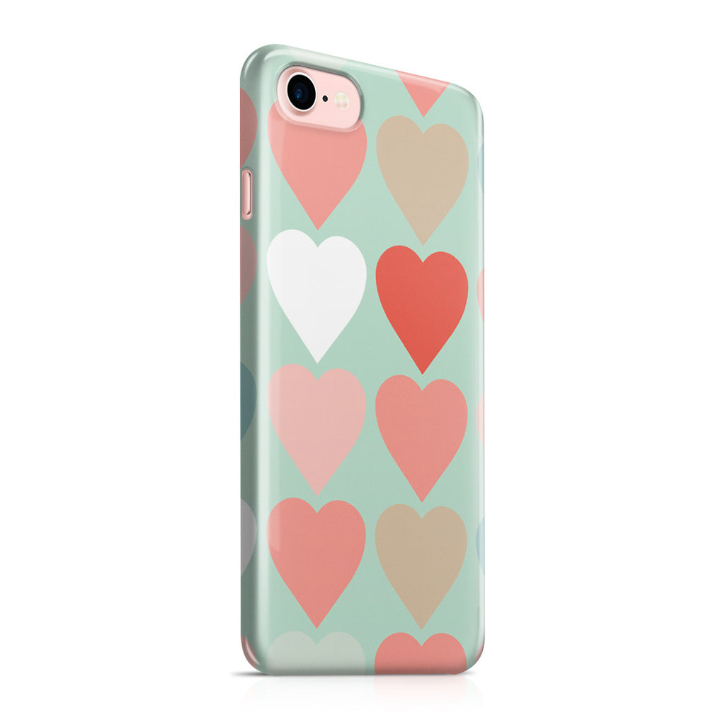iPhone 7 Case - Candy Hearts