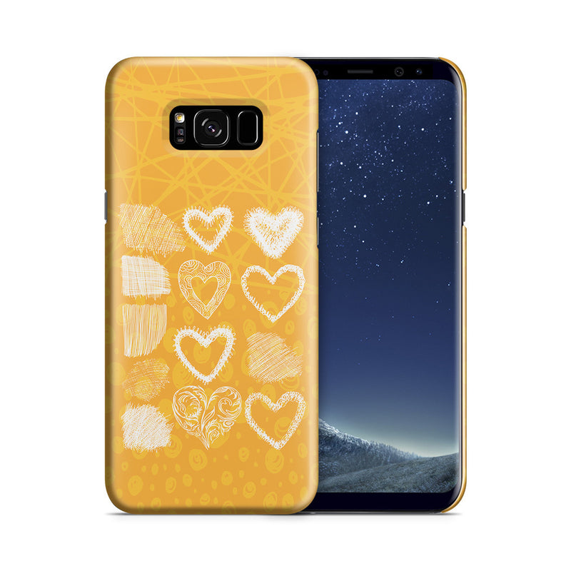 Galaxy S8 Case - Keep Love in Your Heart