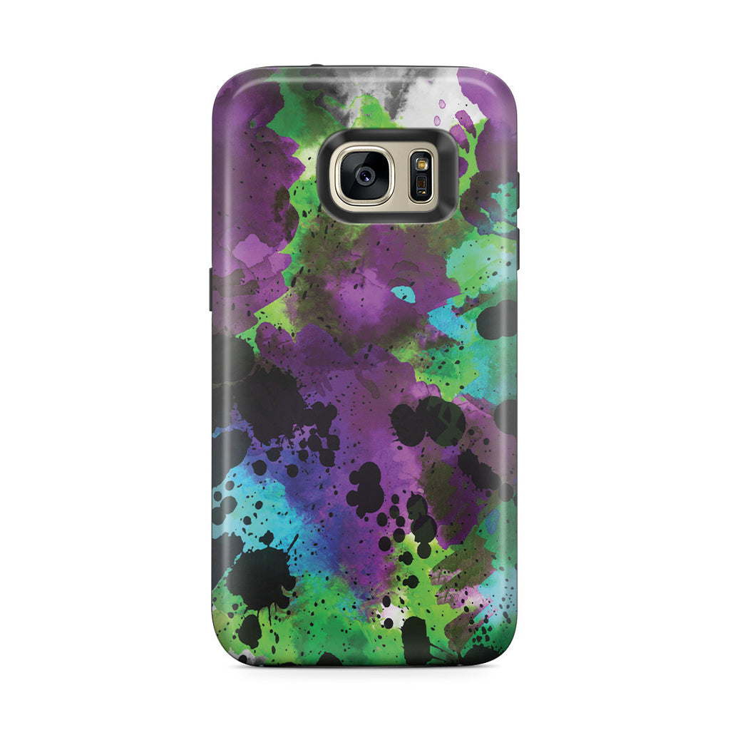 Galaxy S7 Edge Adventure Case - Ink