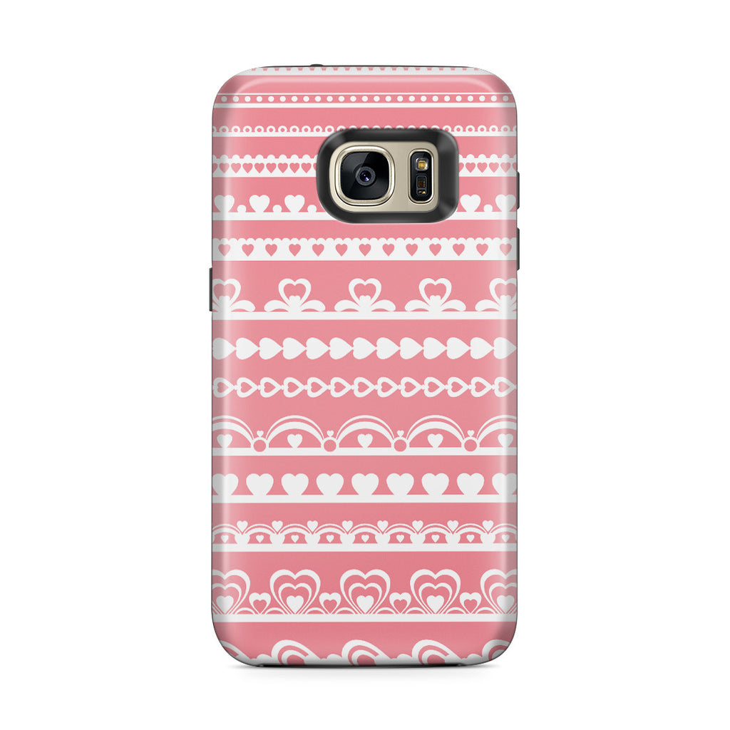 Galaxy S7 Edge Adventure Case - Lace