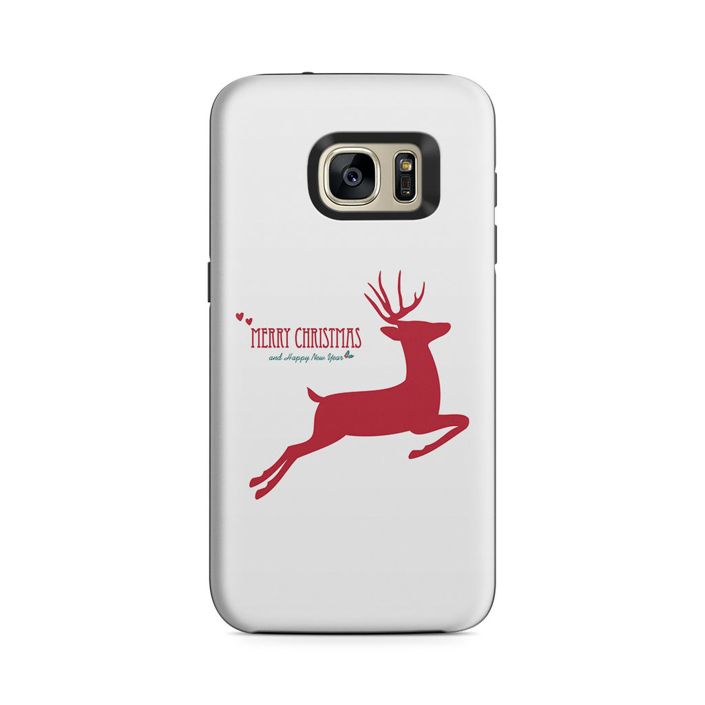 Galaxy S7 Adventure Case - Yuletide
