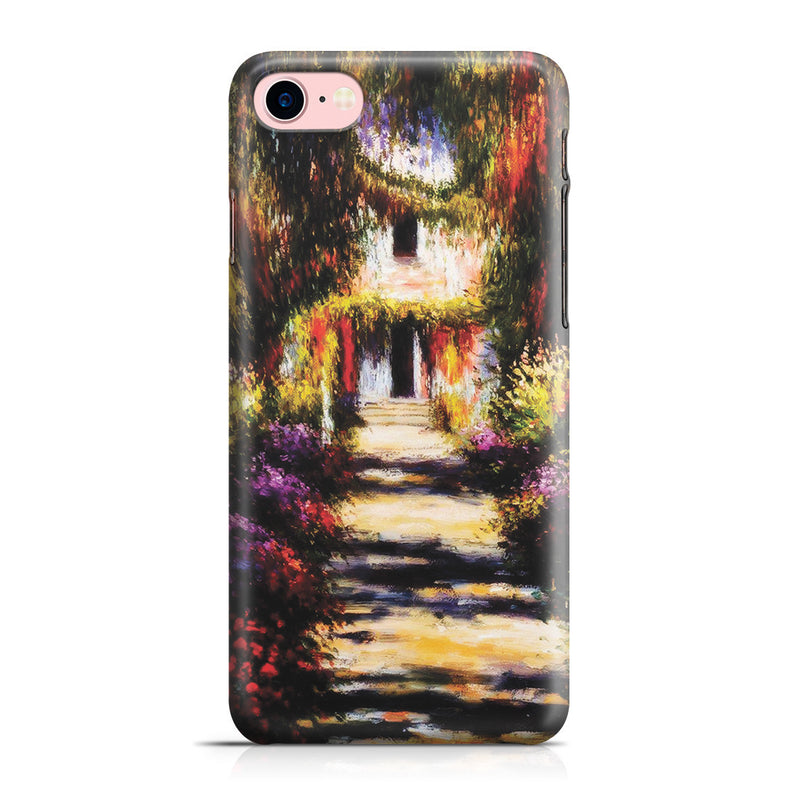 iPhone 6 | 6s Plus Case - Garden Path at Giverny by Claude Monet