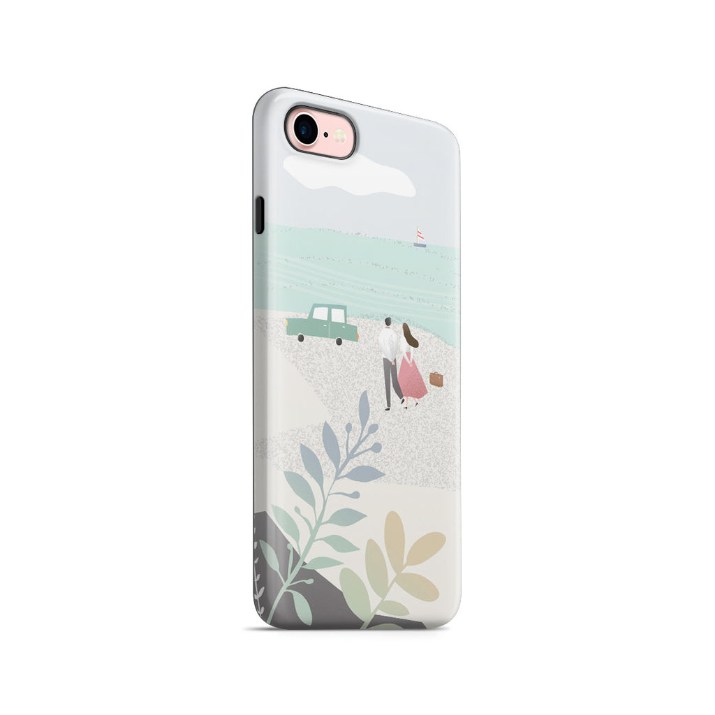 iPhone 6 | 6s Adventure Case - Long Walks on the Beach