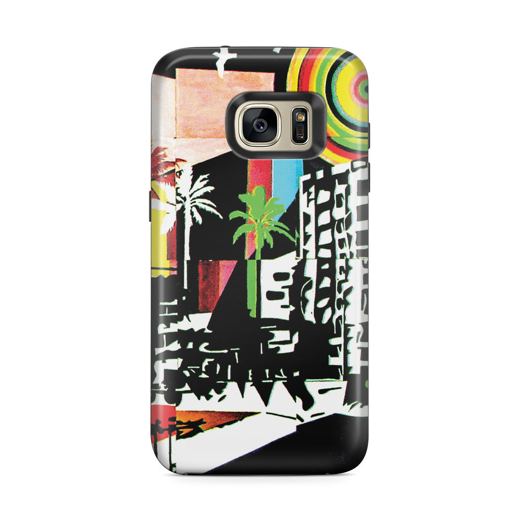 Galaxy S7 Edge Adventure Case - Tropics