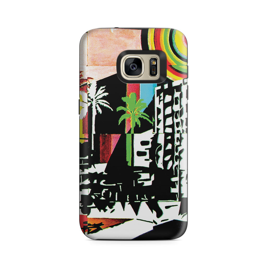 Galaxy S7 Adventure Case - Tropics