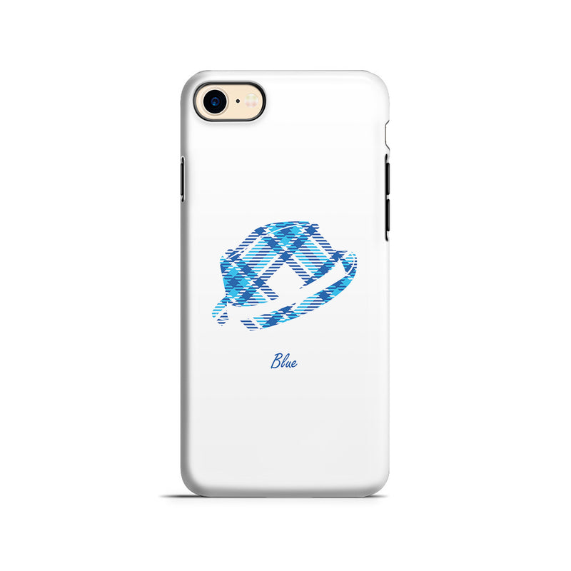 iPhone 6 | 6s Plus Adventure Case - Blue Bro's Fedora