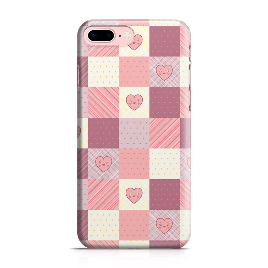 iPhone 7 Plus Case - Comforted by a Quilt of Love