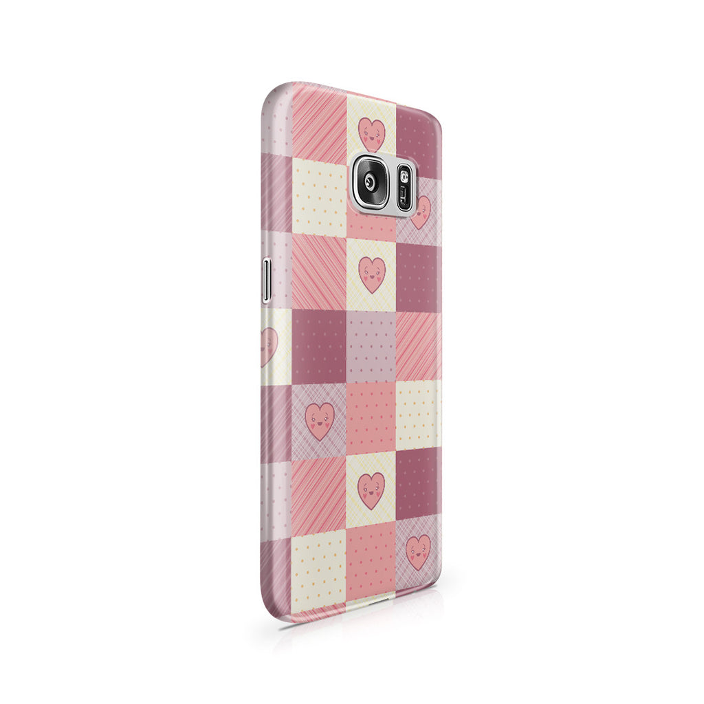 Galaxy S7 Case - Comforted by a Quilt of Love