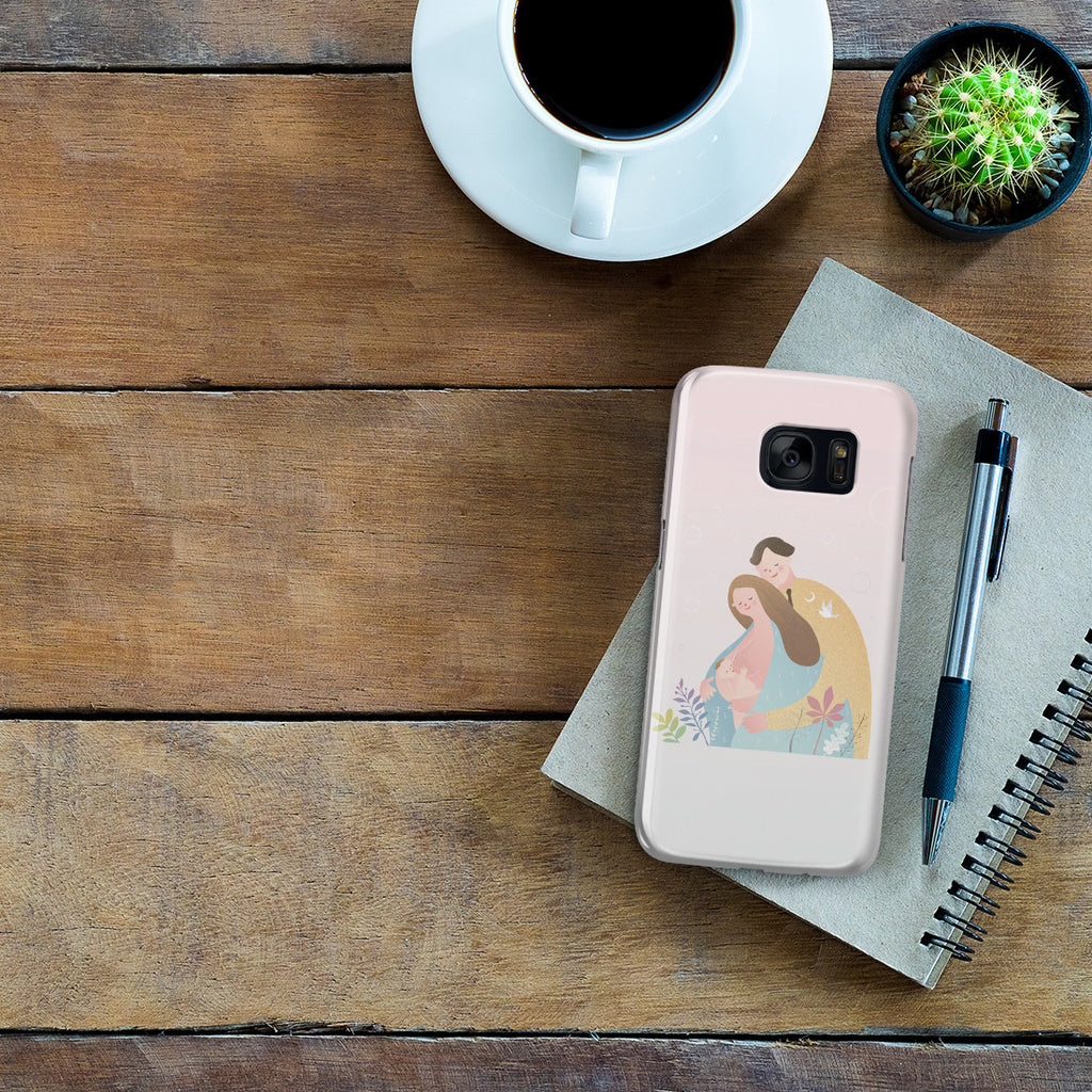 Galaxy S7 Case - Bundle of Joy