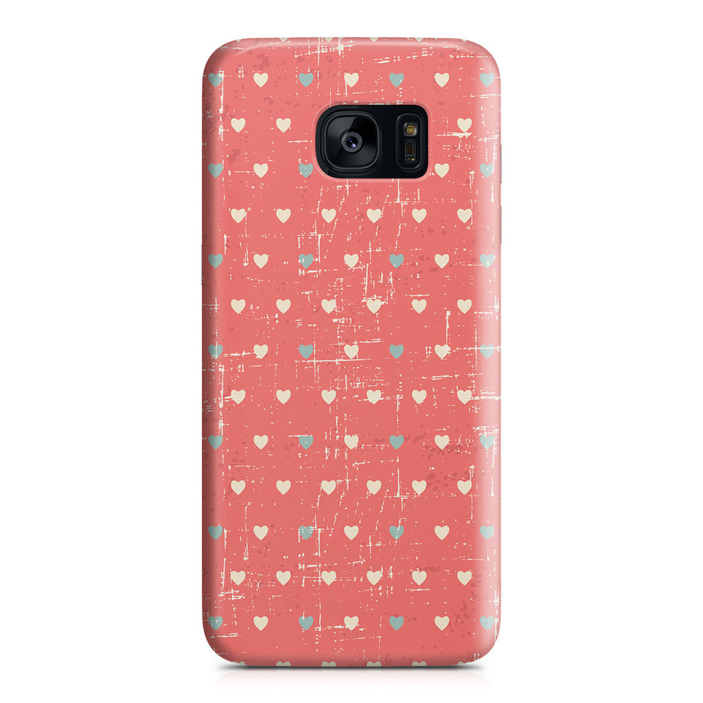 Galaxy S7 Edge Case - Love Never Dies