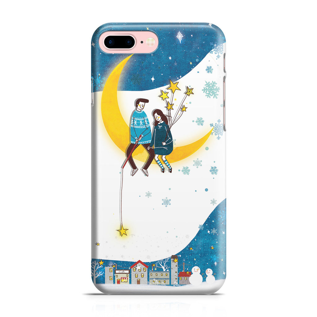 iPhone 7 Plus Case - You Are My Moon and All My Stars