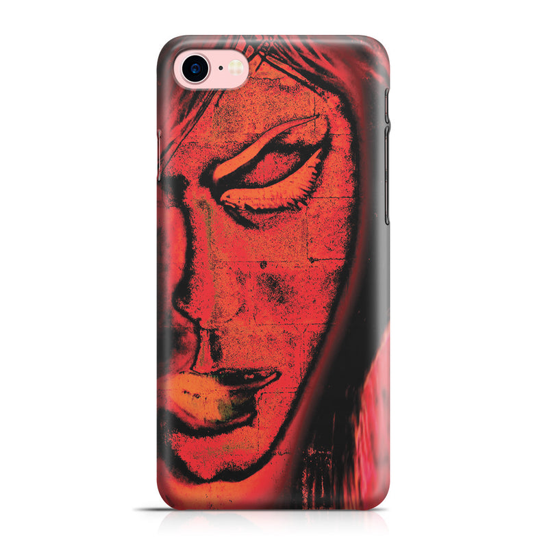 iPhone 7  Case - Close Your Eyes