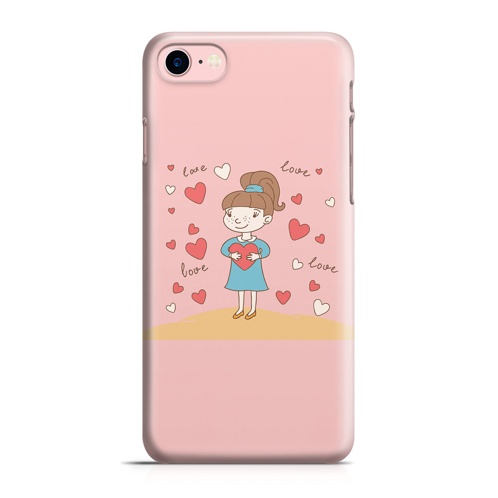 iPhone 7 Case - Hold You in My Heart