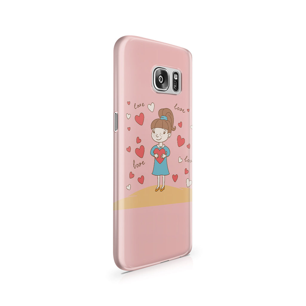 Galaxy S7 Case - Hold You in My Heart