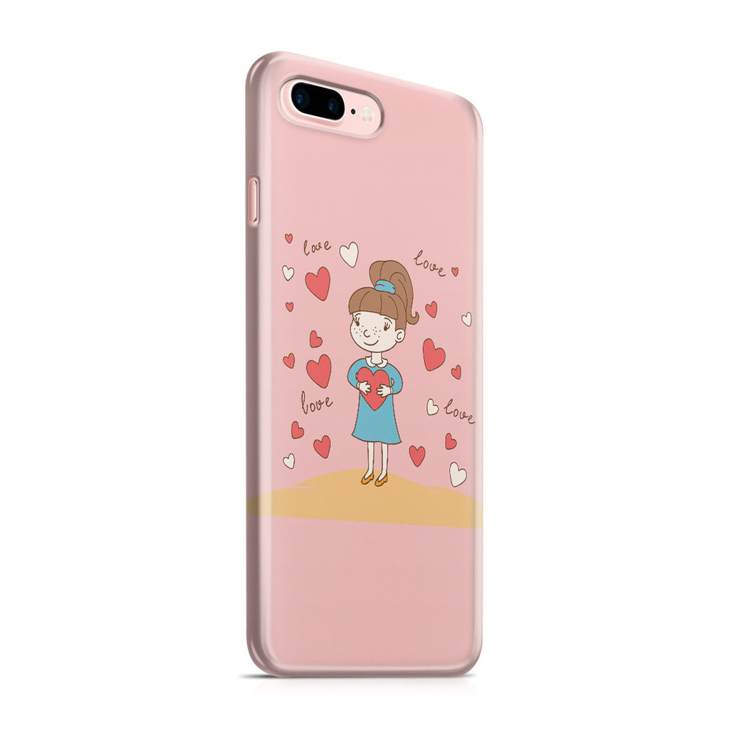 iPhone 7 Plus Case - Hold You in My Heart