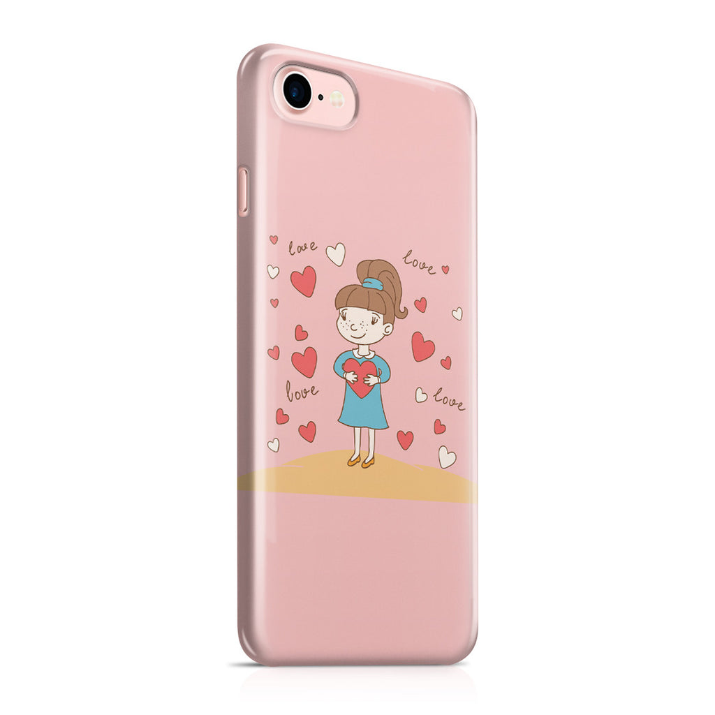 iPhone 6 | 6s Plus Case - Hold You in My Heart