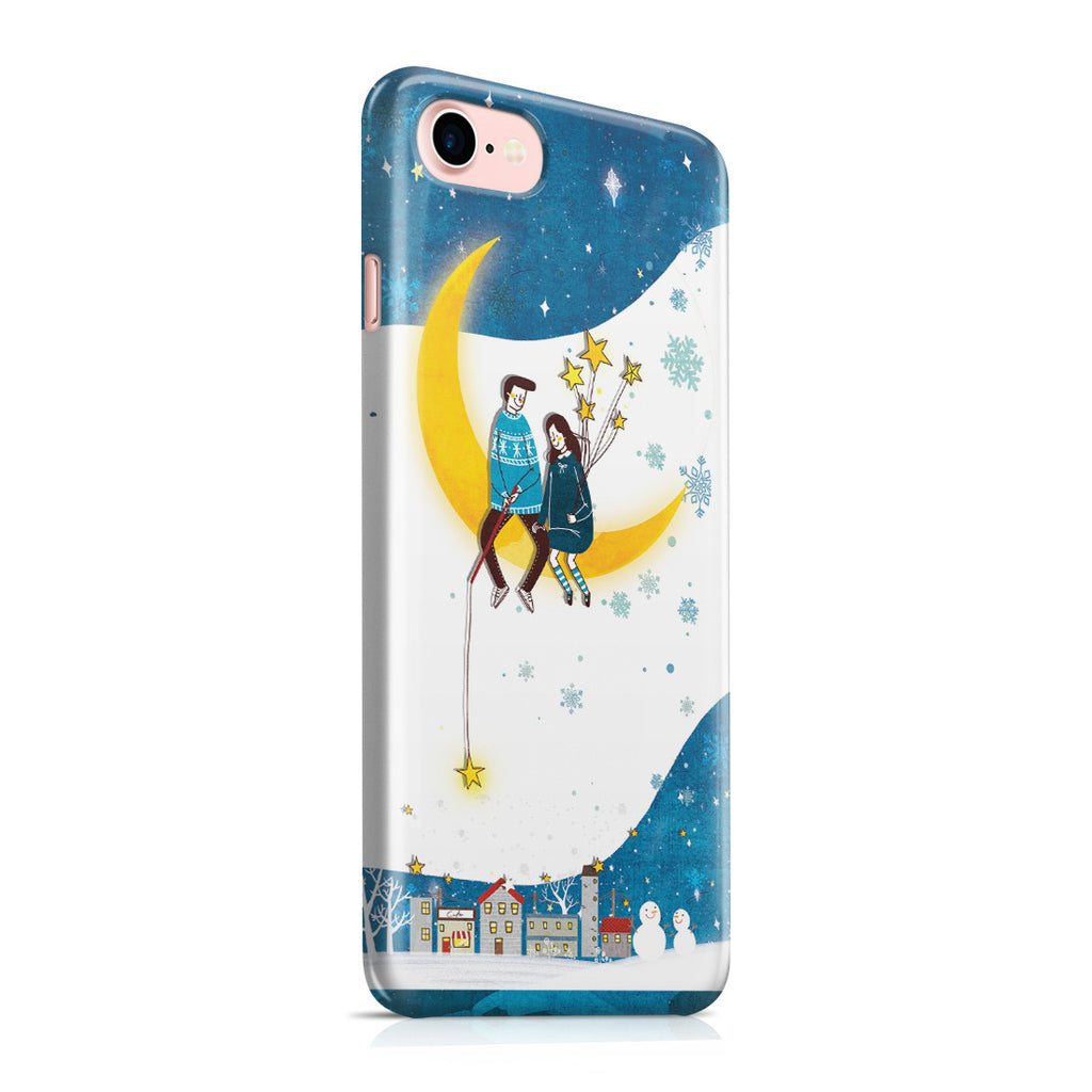 iPhone 7 Case - You Are My Moon and All My Stars