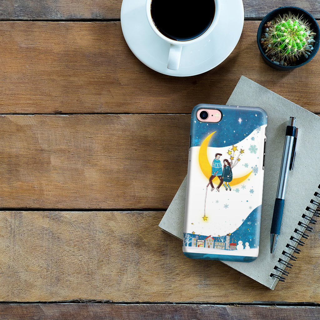 iPhone 6 | 6s Plus Adventure Case - You Are My Moon and All My Stars