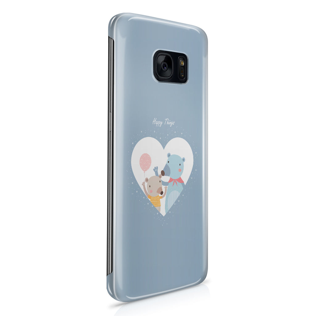 Galaxy S7 Edge Case - Cherish Each Moment