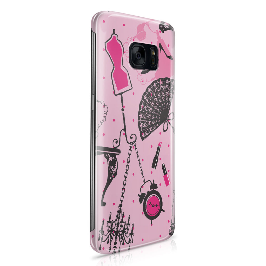 Galaxy S7 Edge Case - Haute Couture