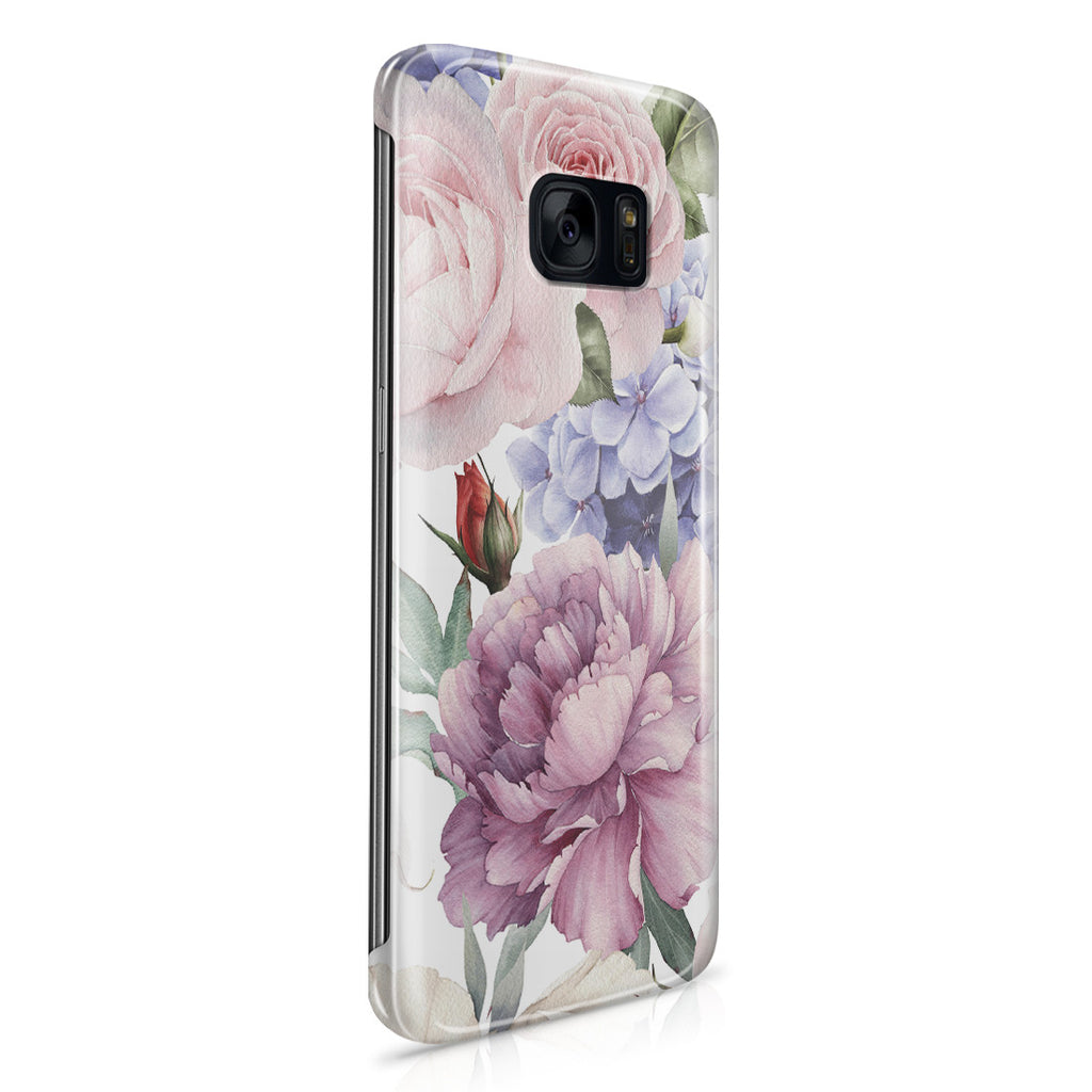 Galaxy S7 Edge Case - Bouquet