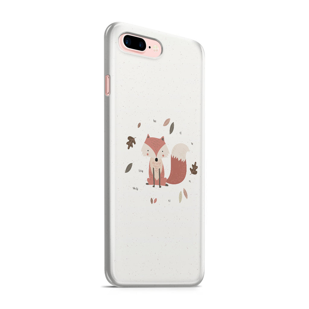 iPhone 7 Plus Case - Fox Alone