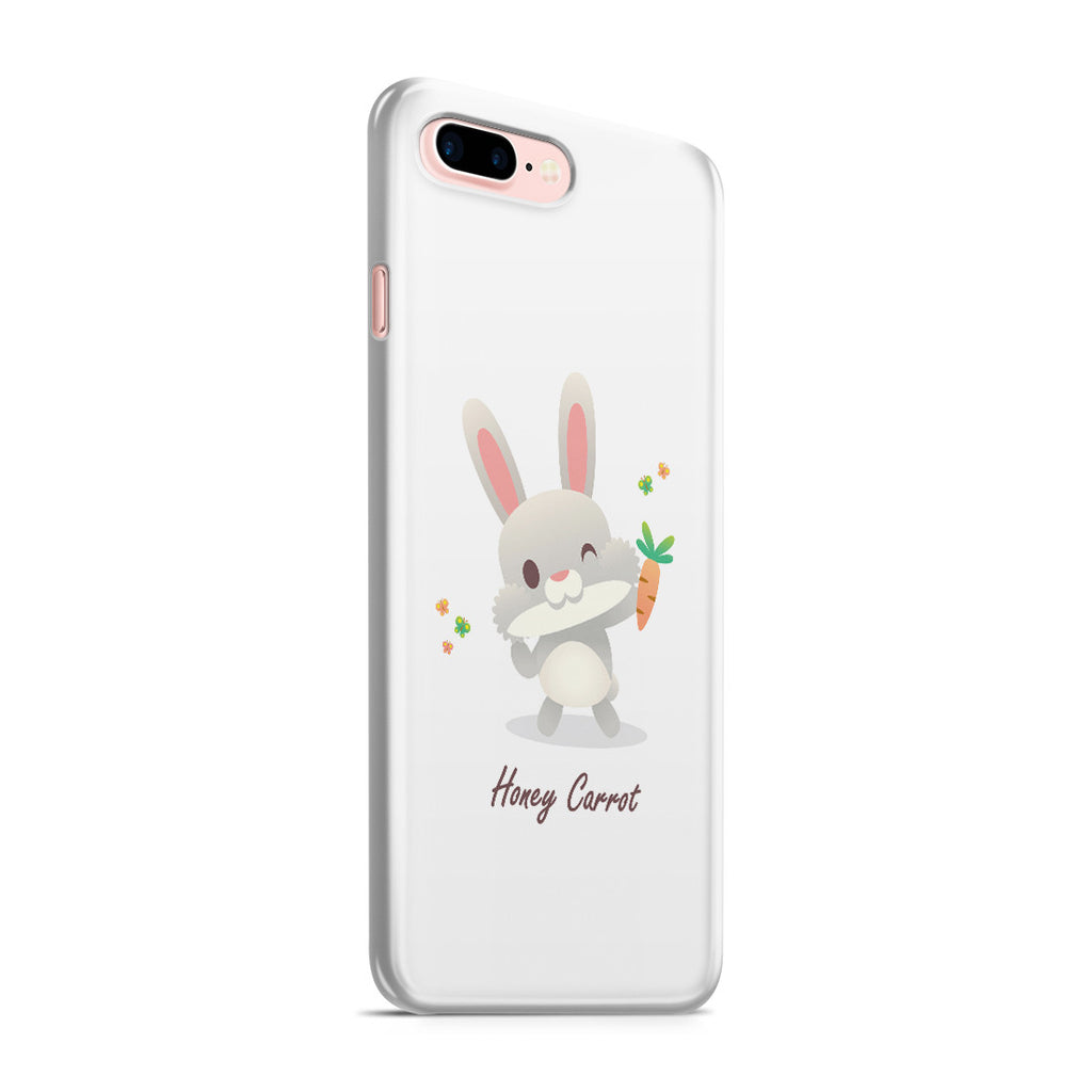 iPhone 7 Plus Case - Honey Carrot