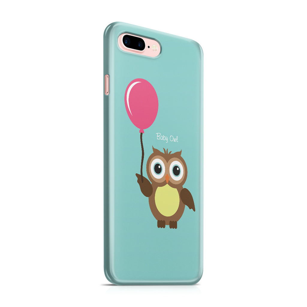 iPhone 7 Plus Case - Baby Owl