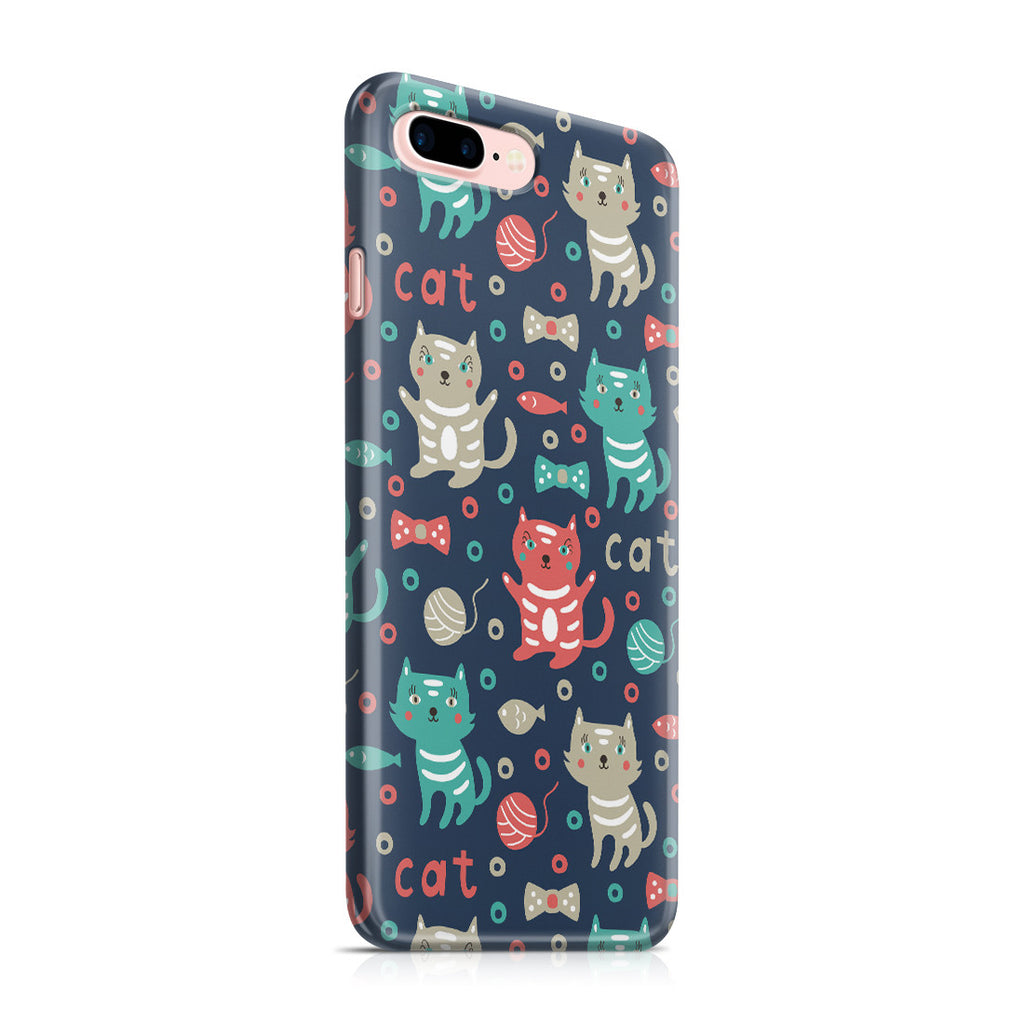 iPhone 7 Plus Case - Cute Kitty