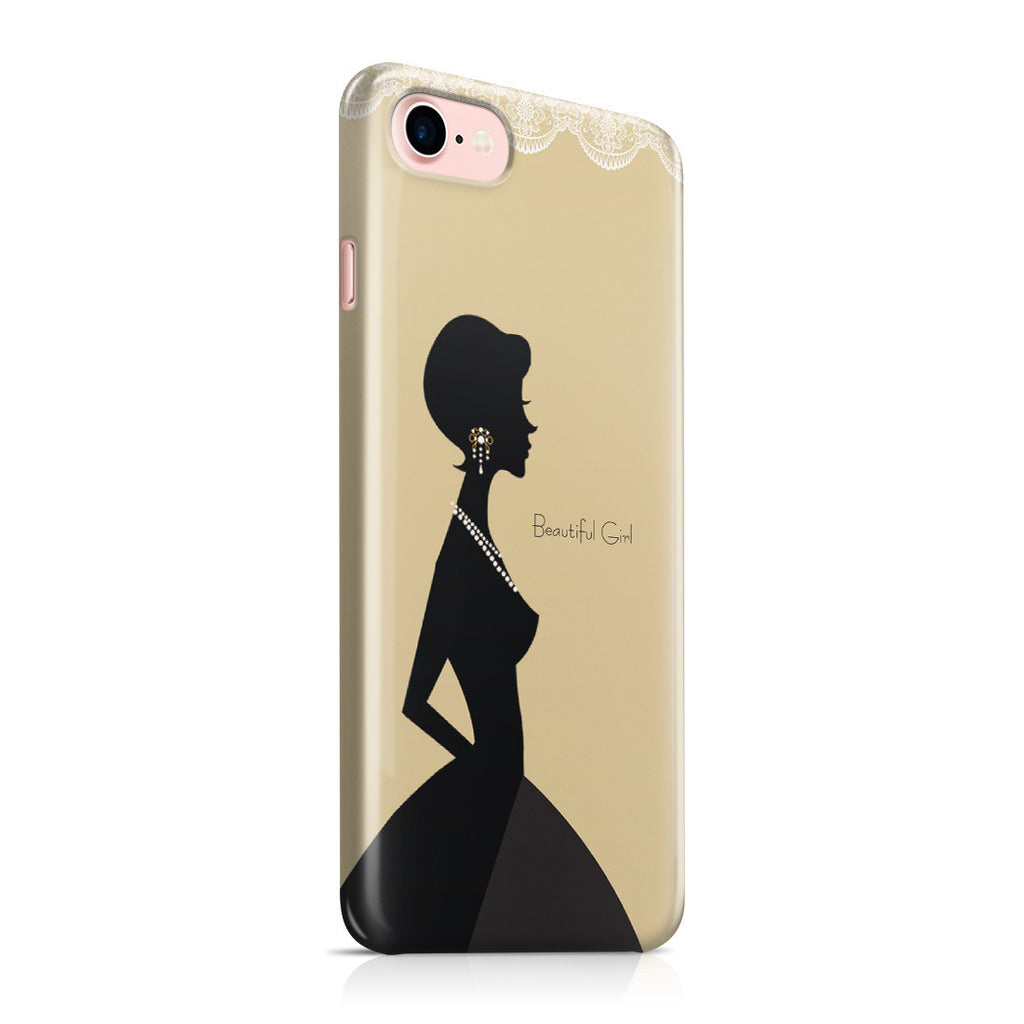 iPhone 6 | 6s Plus Case - Gold Silhouette