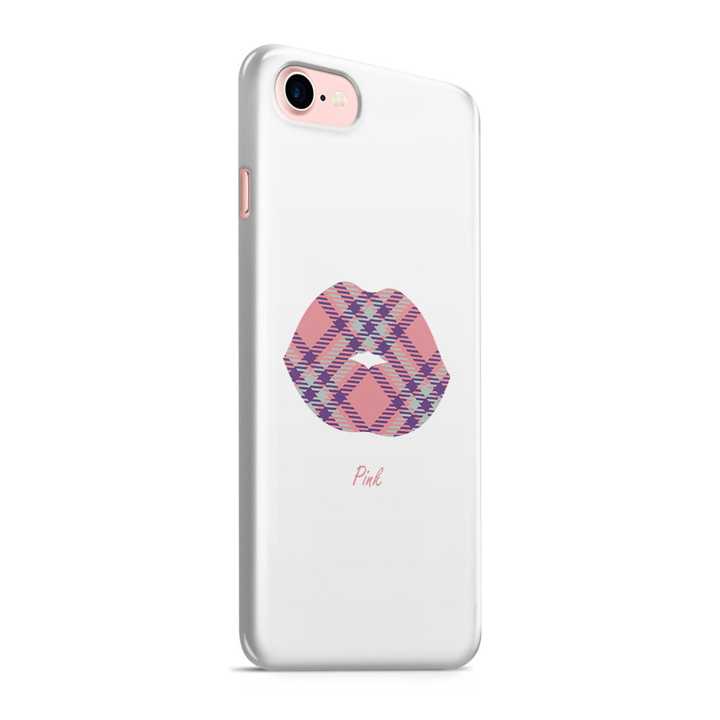 iPhone 7 Case - Pink Kisses