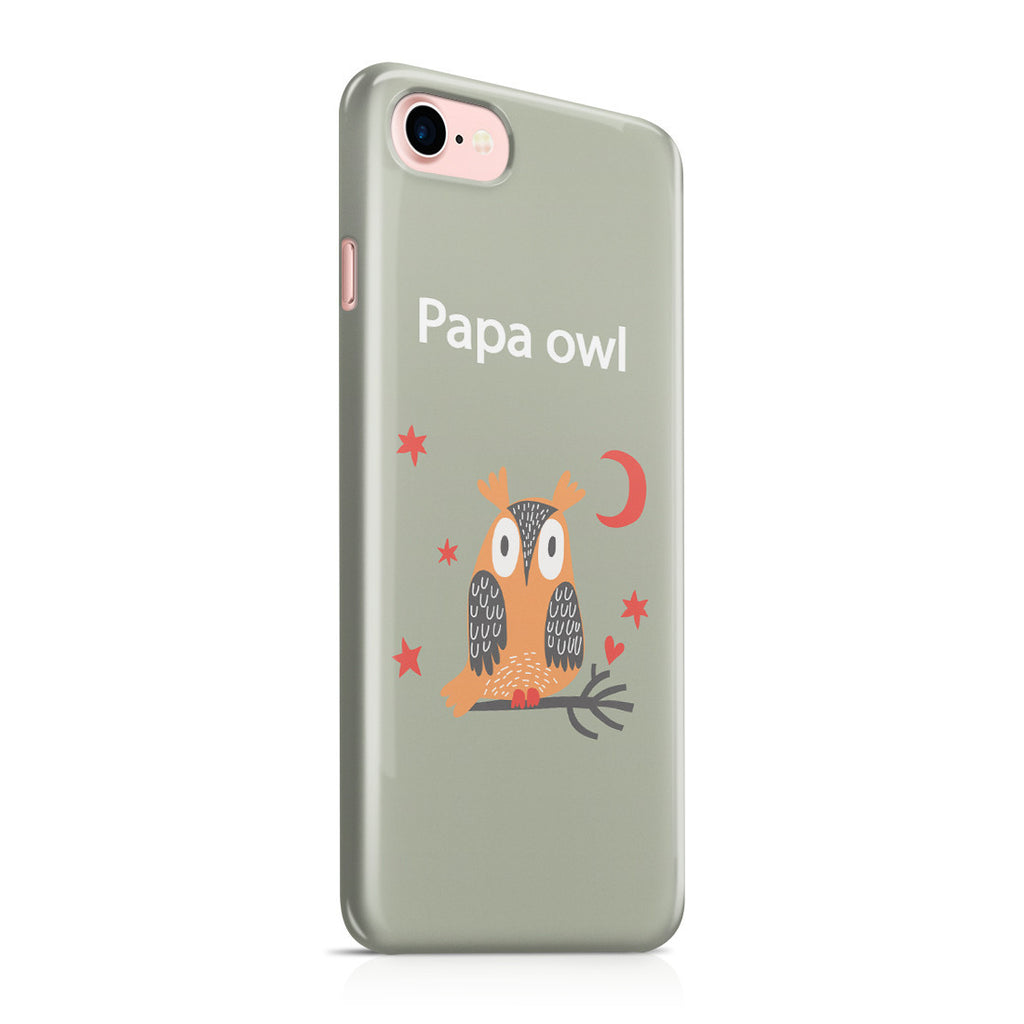 iPhone 6 | 6s Plus Case - Papa Owl