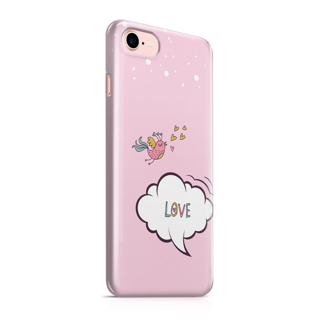 iPhone 7 Case - Lovebird